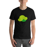 Emoji T-Shirt Store | Deciduous Tree emoji t-shirt in Black
