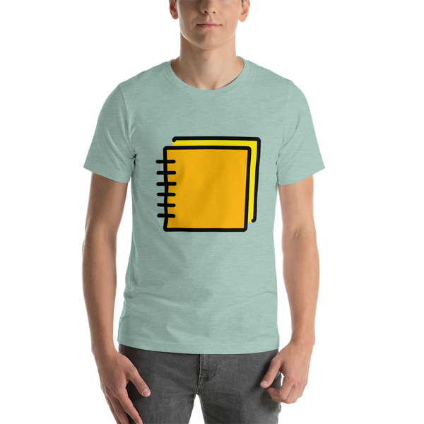 Emoji T-Shirt Store | Ledger emoji t-shirt in Green