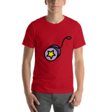 Emoji T-Shirt Store | Yo-Yo emoji t-shirt in Red