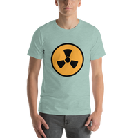 Emoji T-Shirt Store | Radioactive emoji t-shirt in Green