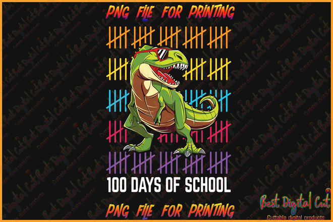 100th day of school SVGs