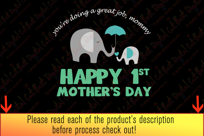 Mother's day SVG