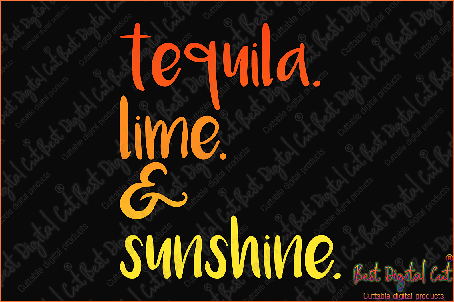 Tequila lime and sunshine svg,machines cameo svg,funny gift svg,vacay svg,tacos svg,cinco de myo svg,beach vacation svg,vacation svg,digital file, vinyl for cricut, svg cut files, svg clipart, silhouette svg, cricut svg file