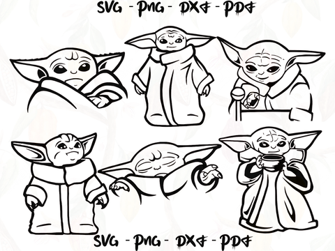 Baby yoda svg bundles, luke skywalker svg, star wars svg, star wars t-shirt, star wars print, star wars seagulls,yoda svg, yoda print, yoda star wars svg, Baby Yoda,Mandalorian Bundle, Baby Yoda svg, The Child svg, Mandalorian svg,