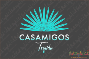 Casamigos tequila svg,casamigos svg,personalized tequila label,groomsmen proposal gift,father gift svg,custom tequila svg,tequila svg,digital file, vinyl for cricut, svg cut files, svg clipart, silhouette svg, cricut svg file
