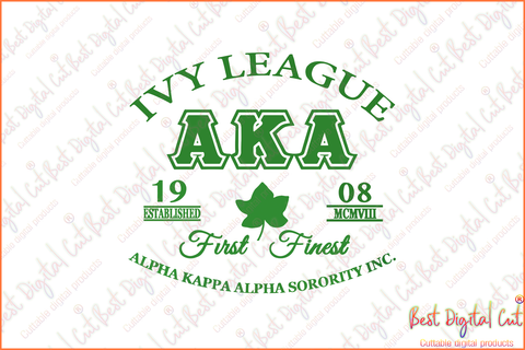 Ivy league Alpha kappa alpha sorority bundles svg, Aka Girl gang svg, aka sorority gift, aka sorority svg, Aka svg, aka shirt, aka sorority, alpha kappa alpha svg, alpha kappa alpha shirt, alpha kappa alpha,  aka 1908