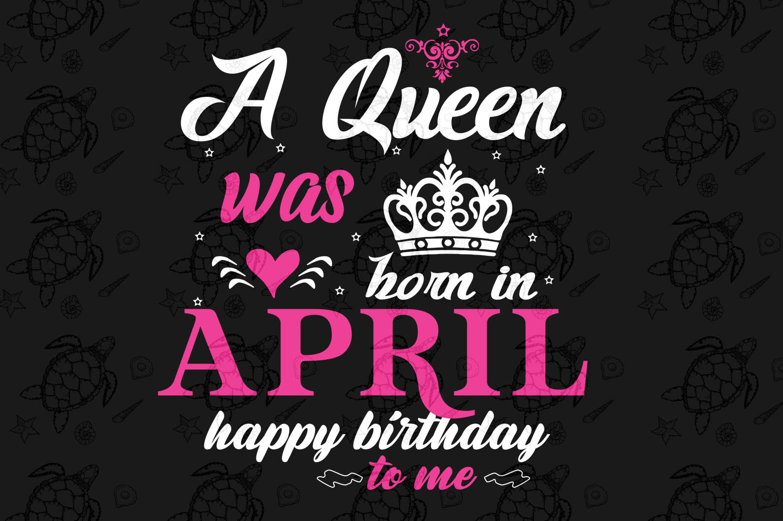 A queen was born in April, retro vintage shirt, born in April, April svg, April birthday, April birthday gift, birthday shirt, queen svg, girl gift, girl shirt, svg cut files, svg clipart, silhouette svg, cricut svg files, decal and vinyl,