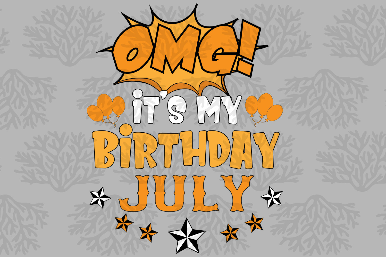 July it's my birthday month, born in July, July svg, July gift, July shirt, July birthday party, birthday anniversary, black girl, sexy girl, black lives matter, gift from bestie, digital file, vinyl for cricut,