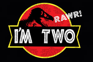 I am two rawr,dinosaur svg,birthday svg,birthday boy svg,2nd birthday,birthday anniversary,two years,svg cut files, svg clipart, silhouette svg, cricut svg files, decal and vinyl