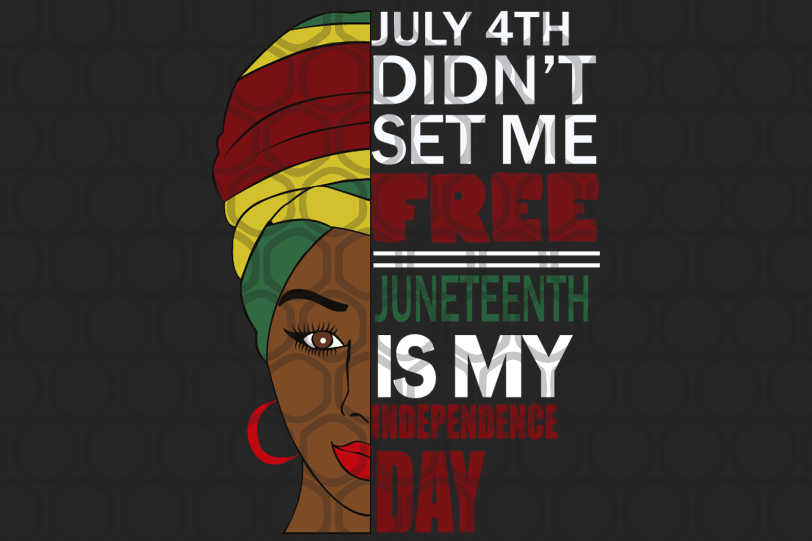 July 4th didn't set me free svg,freedom day svg,June 19th svg,emancipation day svg,1776 July 4th,independence day svg,black African hands,American pride gift,black lives matter shirt,black history month,silhouette svg, cricut svg files, decal and vinyl,
