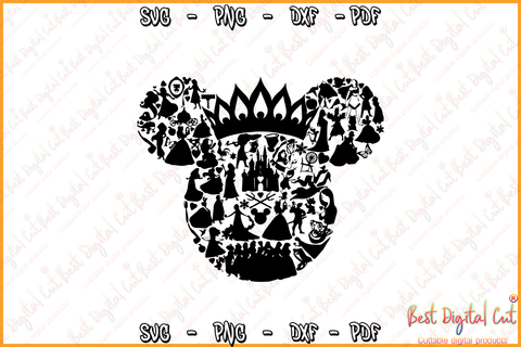 Disney princess svg bundles, vacay mode svg, vacay mode shirt, vacay mode gift, vacation svg, disney trip svg, disneyland svg, disney world svg,  Mickey mouse svg, Mickey svg, Mickey gift, Mickey disney svg,disney svg,cuttable designs