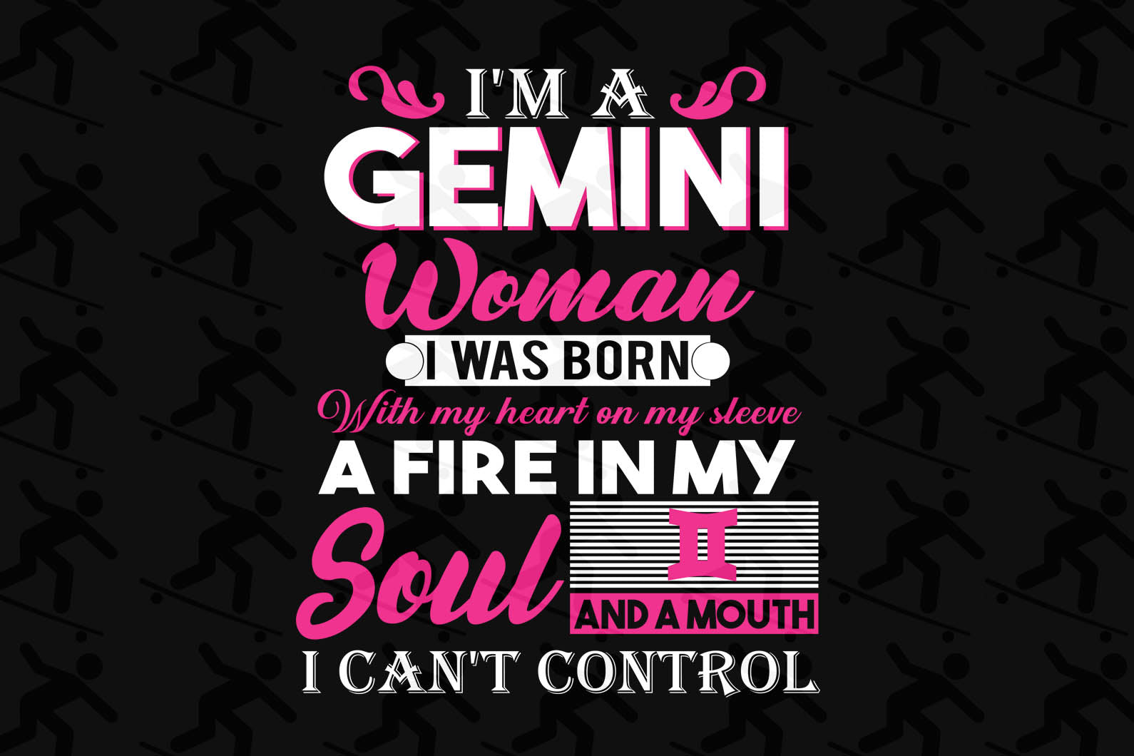 I am gemini woman,Gemini girl svg, Gemini girl gift, Gemini girl shirt, Gemini birthday, black girl, sexy girl, girl gift, girl shirt, svg cut files, svg clipart, silhouette svg, cricut svg files, decal and vinyl,