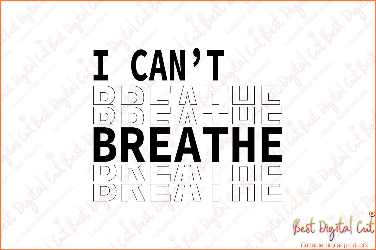 I can't breath svg,I can't breathe black lives matter,black man's death,police fired,criminal charges,protesters svg,American new,black man svg,police officer,killing svg,vilence svg,protester American,silhouette svg, cricut svg files, decal and vinyl,