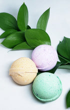 Load image into Gallery viewer, Raw Vegan Body Hugs Bath Bombs