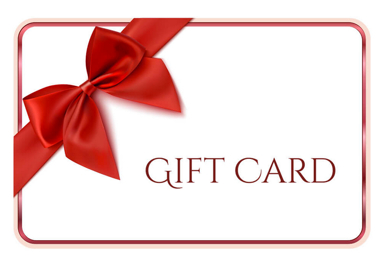 Product and Service Gift Card