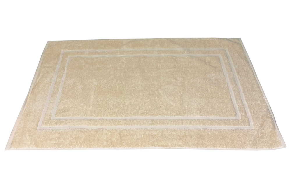 New! Made in the USA Monogrammed Bath Mats