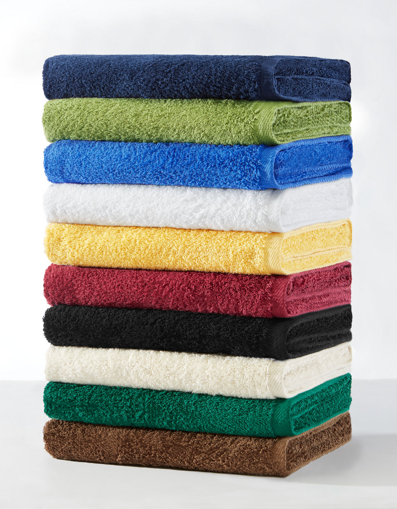 100% Cotton USA Made and Manufactured Premium Towels - TowelsbyGUS