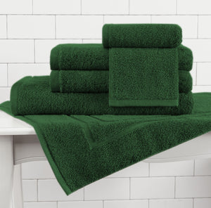 100% Cotton USA Towels 6 Piece Sets - 11 Colors! - TowelsbyGUS