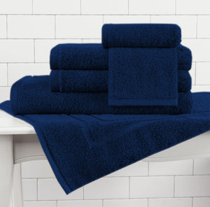 Load image into Gallery viewer, 100% Cotton USA Towels 6 Piece Sets - 11 Colors! - TowelsbyGUS