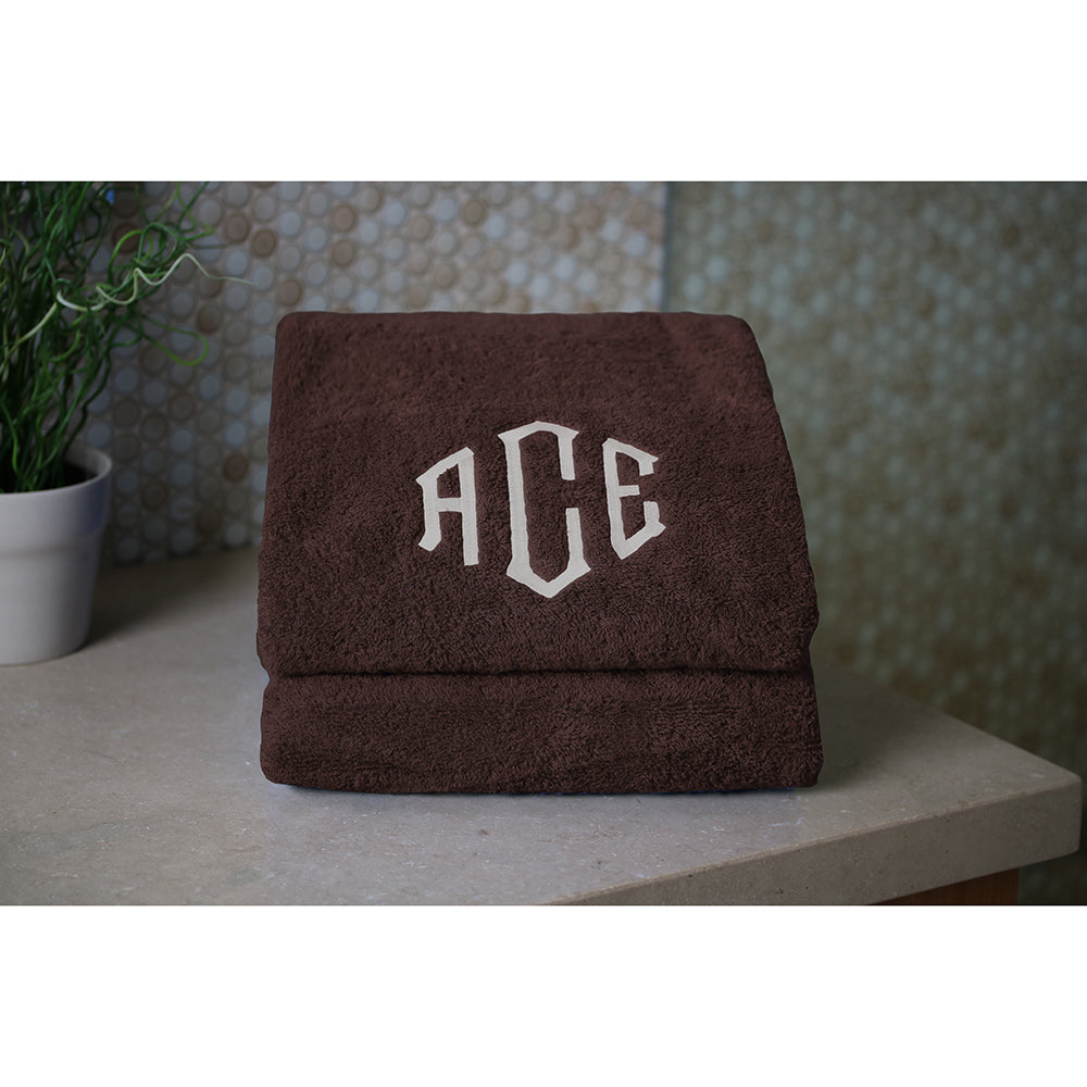 Load image into Gallery viewer, New! 100% Made in America Personalized Monogrammed Towels - TowelsbyGUS