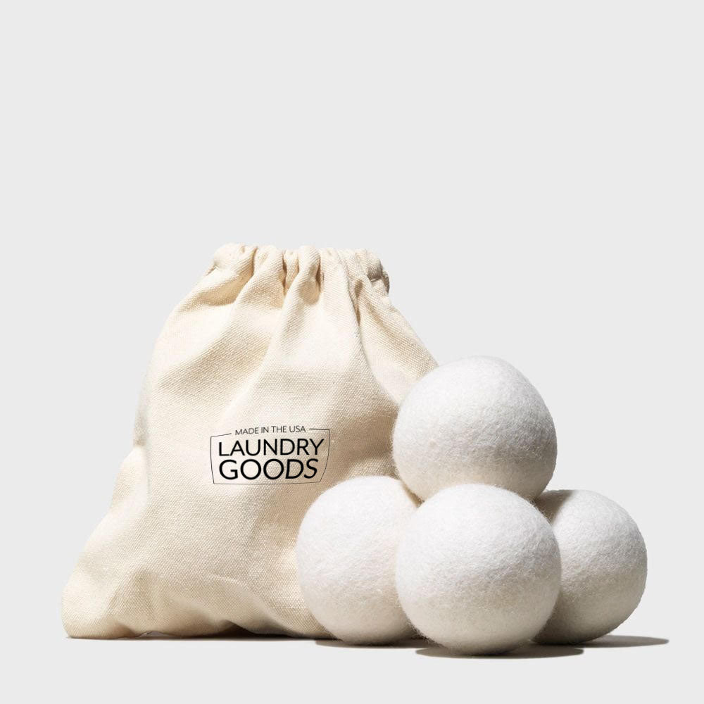 Laundry Goods by TBG Towels by GUS Made in the USA Dryer Balls Made in America