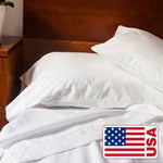 New! Made in the USA 100% Organic Cotton Sheet Sets