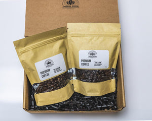 """THE SAMPLE PACK"" Whole bean - Model Bean Coffee Co."