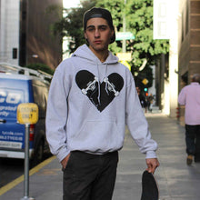 Load image into Gallery viewer, Skate Heart Hoodie