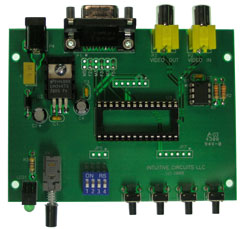 OSD-232+ Evaluation Board