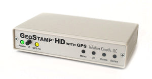 GeoStamp® HD with GPS