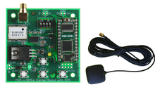 Load image into Gallery viewer, OSD-GPS+ with GPS Carrier Board (Magmount Antenna)