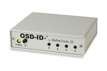 OSD-ID+ with Enclosure