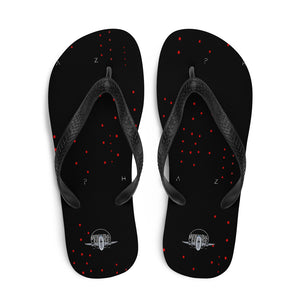 Phoenix South Mountain Night Flip Flops
