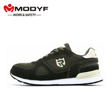 Load image into Gallery viewer, Safety Shoes Work Construction Boots Men's