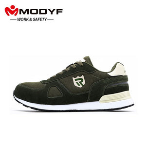 Safety Shoes Work Construction Boots Men's