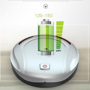 Smart Vacuum Cleaner Robot Ultra-slient