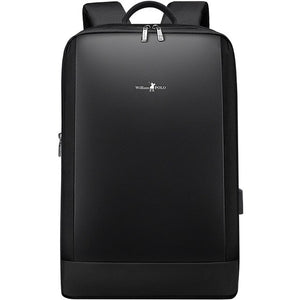 Slim Laptop Backpack Men 15.6 inch Office Work