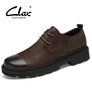 Mens Leather Shoes Genuine Leather Spring Autumn