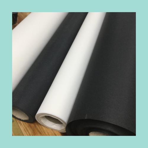 Fabric stabilisers/interfacing