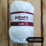 Puppets Lyric Cotton Yarn