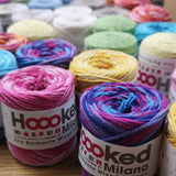 Hooked Milano Eco Barbante Cotton 50g