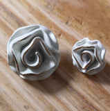 Buttons - Distressed Rose Buttons