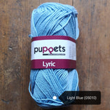 Cotton Yarn - Puppets Lyric Cotton Yarn
