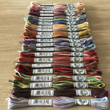 DMC Stranded Embroidery Threads - DMC Stranded Threads - Coloris