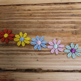 Guipure - Daisy multi-colour