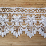 Guipure Lace - Guipure Lace Trim 58mm