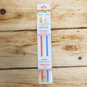 Knitting Needles - Children's Knitting Needles - Plastic