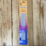 Knitting Needles - Pony Classic Double-Point Knitting Needles - Set Of 4