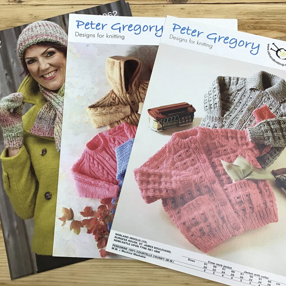 Knitting Pattern: Chunky - Knitting Patterns: Chunky