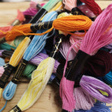Lesur Stranded Embroidery Threads - Lésur Stranded Embroidery Threads